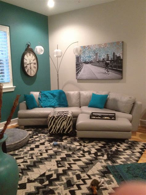 teal accent wall family living spaces pinterest accent walls teal accent walls and teal turquoise accent wall for the home pinterest