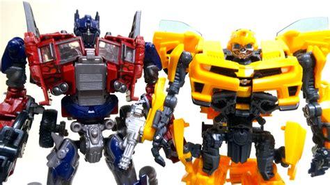 Kaos Tranformer Optimus Prime 02 transformers mb 01 optimus prime mb 02 bumblebee takaratomy the best wotafa s review