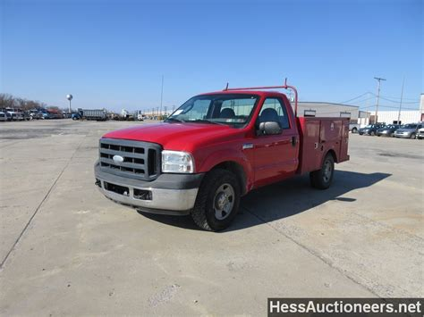 2006 ford f250 for sale used 2006 ford f250 service utility truck for sale in pa