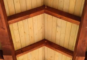 wood ceiling installation bob vila