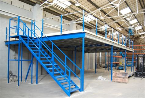 Mazzine Floor by Products Mezzanine Floor