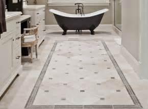 Vintage bathroom decor ideas with simple vintage bathroom floor tile