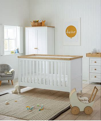 Nursery Furniture Sets Baby Furniture From Mothercare Curve 6 Nursery Furniture Set
