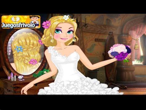 juegos de rapunzel juegos rapunzel juegos de peinar youtube