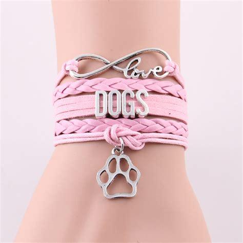 infinity charm bracelets infinity dogs charm bracelets munbux
