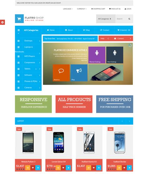 bootstrap themes background 16 of the best free premium bootstrap opencart themes