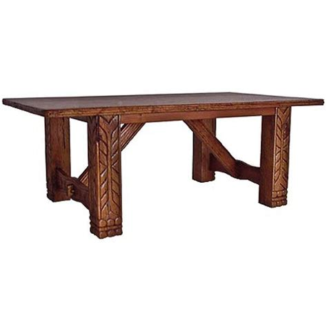 rustic furniture southwestern rustic large santa fe