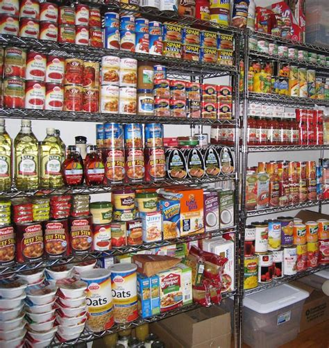 Pantry Foods by Is Homesteading Like Prepping