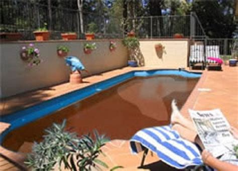 chocolate filled swimming pool home garden do it
