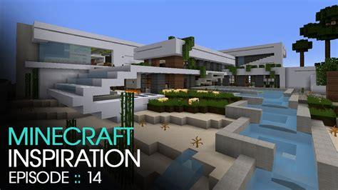 minecraft house inspiration minecraft modern manor inspiration w keralis youtube