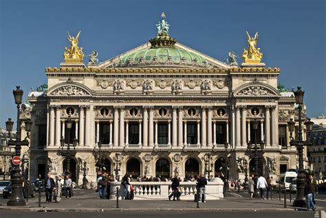 opera house paris inside palais garnier the paris opera house idesignarch interior design