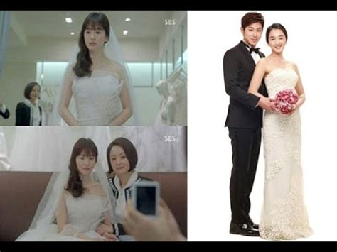 Wedding Song Up by Song Hye Kyo Wedding Make Up And Wedding Gowns