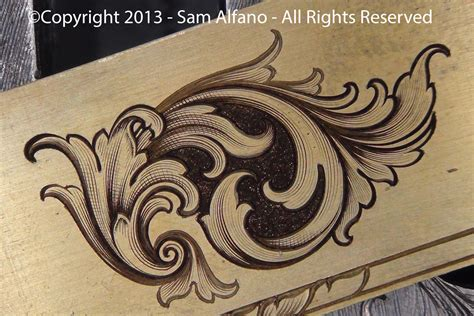 sam alfano engraver miscellaneous engraving