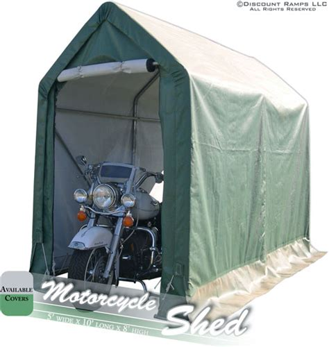 Sheds For Motorbikes by All You Need To About Motorcycle Storage Shed