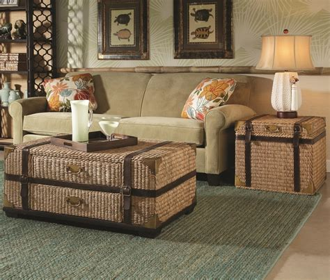 seagrass ottoman coffee table seagrass coffee table ottoman features and design