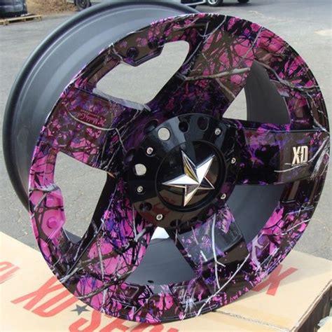 Camo Chevy Truck Wheels 17x8 Xd Rockstar Camo Muddy Xd77578043335camgirl