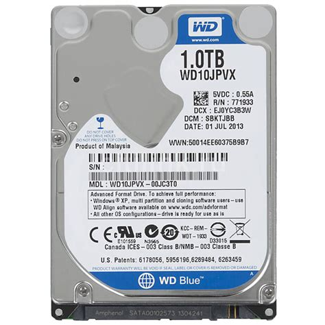 Sale Wd Blue Harddisk 1tb 2 5 Sata Slim wd blue 1tb wd10jpvx sata 6gb s 2 5 inch hdd avadirect
