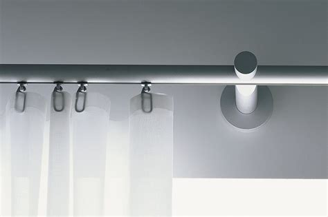 continuous curtain rod profile 18 rossoacoustic