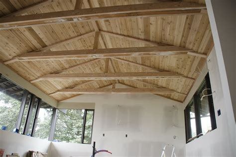 vaulting a ceiling vaulting a ceiling into the attic home design ideas