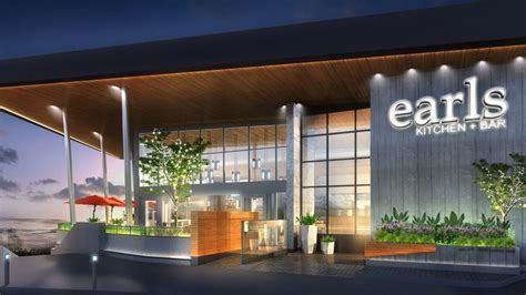 Kitchen Mall by Earls Kitchen Bar Sets Mall At Millenia Opening Date