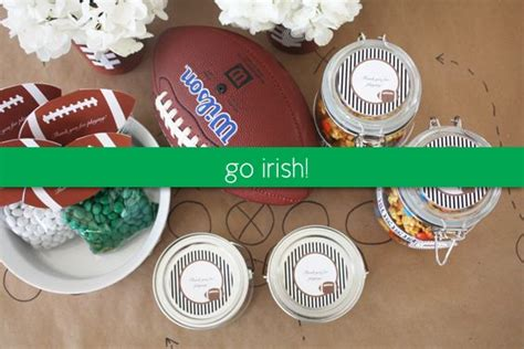 Football Baby Shower Favors by 1000 Ideas About Football Favors On