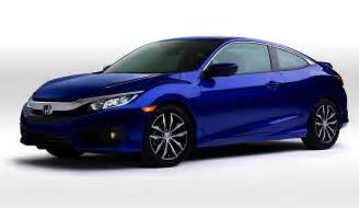 2016 honda civic coupe touring is a winner save for its