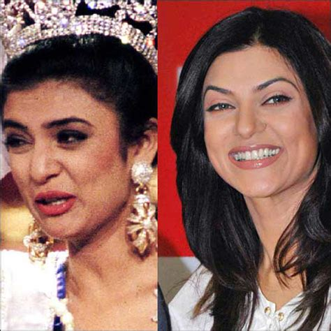 sushmita sen eyebrows celeb eyebrow makeovers you have to see to believe