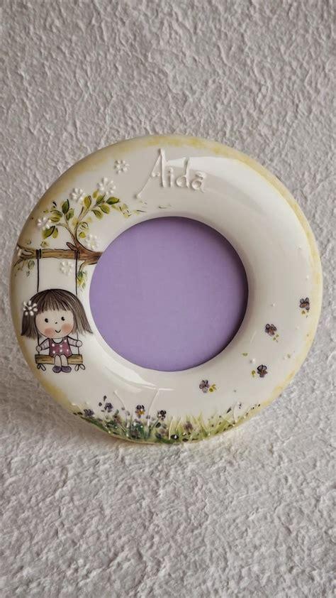 cornici ceramica ceramica come mestiere cornici per foto cookies