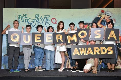 Is Here Gueer At Glaad Awards by Photos Queermosa Just Celebrated Taiwan S