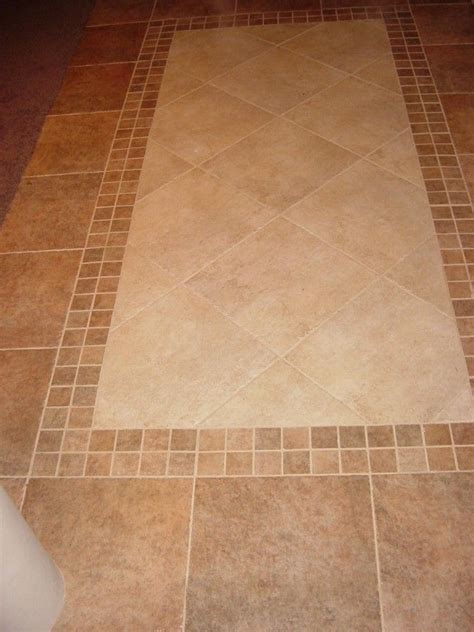 tile flooring designs tile floor patterns determining