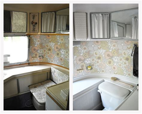 travel trailer without bathroom 1978 airstream sovereign land yacht remodel a small life