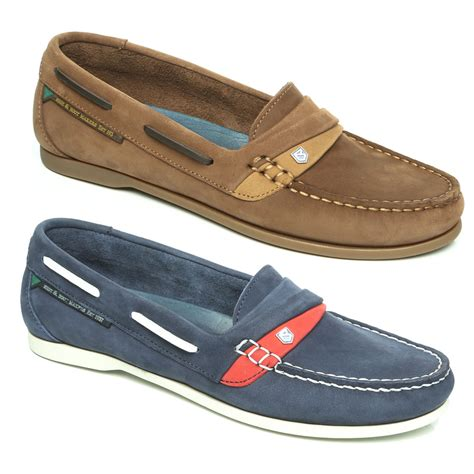 deck slippers dubarry hawaii leather deck shoes farlows