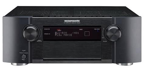 marantz sr av receiver preview audioholics