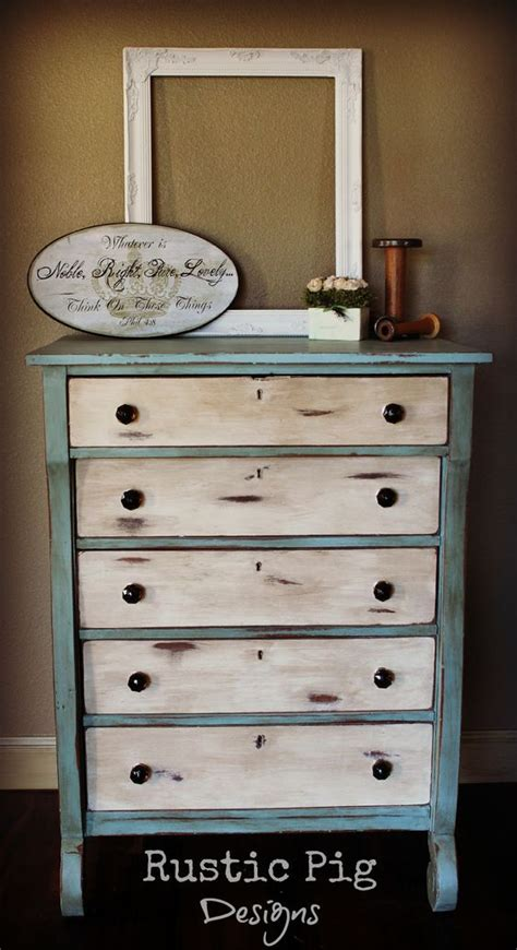 sanding a dresser to stain white paint sand to distressed perfection then dark