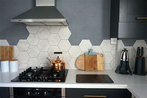 hexagonal wall tiles  british ceramic tile kitchen