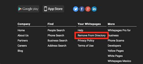 Best Free Phone Lookup Website How To Opt Out Of Whitepages Directory Best Free Phone Number Lookup