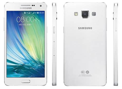 Samsung A3 A5 E5 E7 samsung launches galaxy a3 a5 e5 and e7 in india