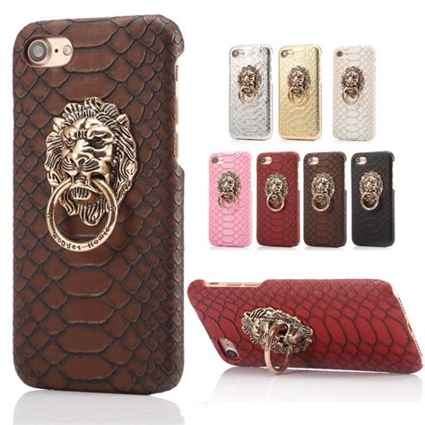 Ring It Sexiest Phone by Luxury Snake Skin Phone Cases Back For