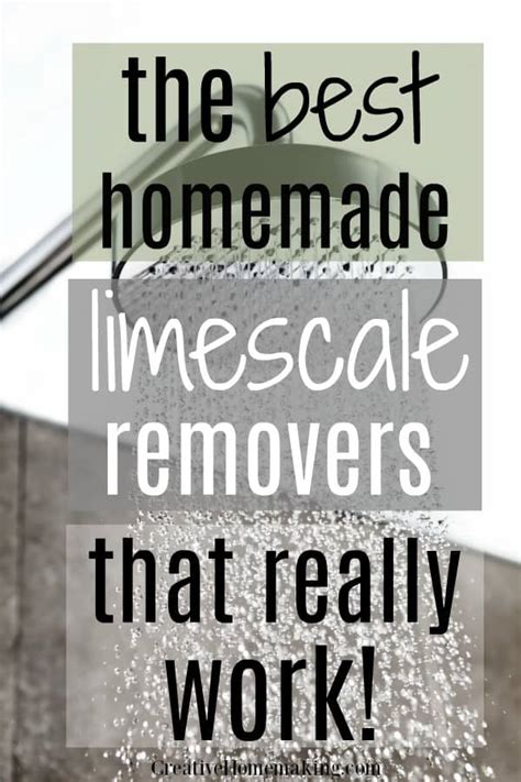 how to get limescale shower doors limescale removers that really work creative