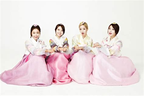 s day korean s day give their lunar new year greetings in lovely