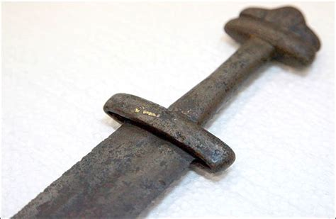 a sword belonging to ivan a sword belonging to ivan the terrible found