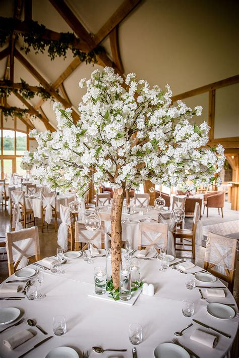 tree decorators for hire blossom trees arches uplit event hire