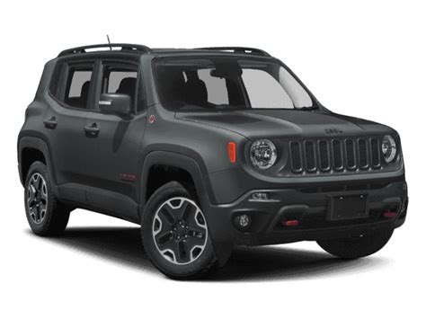 Webster Chrysler Jeep by New 2018 Jeep Renegade Trailhawk Sport Utility In Webster