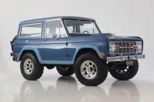 1969 Ford Bronco 1969 Ford Bronco Ebay
