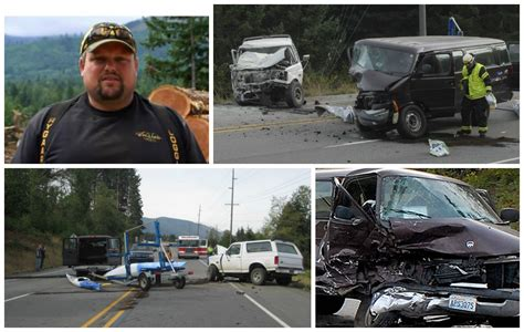 how did gabe the die gabe rygaard die in car crash in port angeles