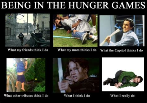 Funny Game Meme - hunger games jokes memes