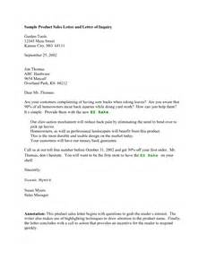 Sle Letter For Product Demonstration Best Photos Of Inquiry Memo Sle Sle Inquiry Letter
