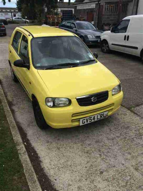 Yellow Suzuki Alto Suzuki 2004 Alto Gl Auto Yellow Car For Sale