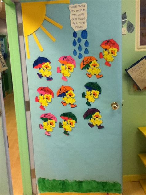 door decorations for spring my spring classroom door classroom door ideas
