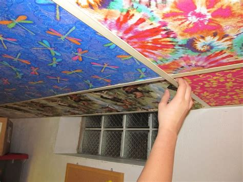 How To Cover A Ceiling With Fabric by 25 Best Ideas About Fabric Ceiling On Fabric